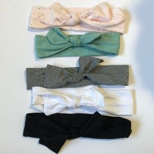 Other - Knit knotted headbands